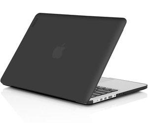 "Чехол-накладка для MacBook Pro Retina 13"" Incipio Feather - Translucent Black (IM-292-BLK)"