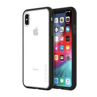 Чехол-накладка для iPhone XS Max - Incipio Octane Pure - Black (IPH-1761-BLK)