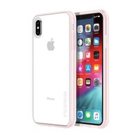 Чехол-накладка для iPhone XS Max - Incipio Octane Pure - Rose (IPH-1761-RSE)