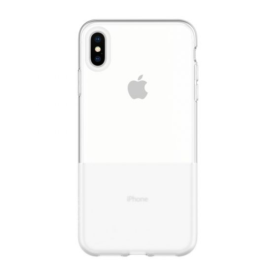 Чехол-накладка для iPhone XS - Inсipio NGP - Clear