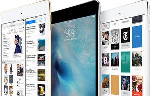 Apple iPad mini 4 Wi-Fi 64GB Silver (MK9H2)