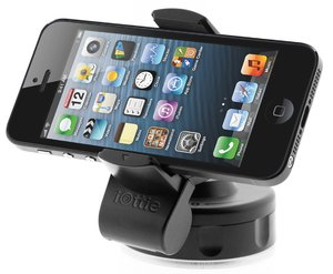 iOttie Easy Flex 2 (Black) - автодержатель для iPhone (HLCRIO104)