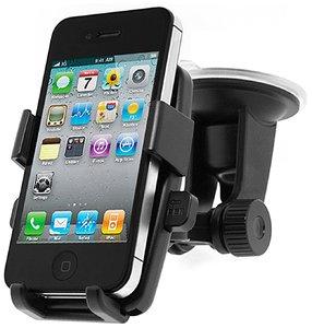 iOttie Easy One Touch (Black) - автодержатель для iPhone (HLCRIO102) - фото 1