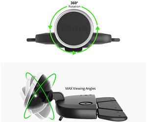 Автомобильный держатель iOttie iTap Car Mount Magnetic CD Slot Holder (HLCRIO152) - фото 4