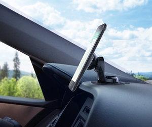 Автомобильный держатель iOttie iTap Magnetic Dashboard Car Mount Holder (HLCRIO153) - фото 5