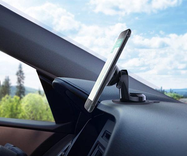 Автомобильный держатель iOttie iTap Magnetic Dashboard Car Mount Holder (HLCRIO153)