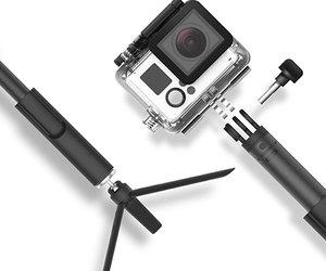 Селфи-монопод iOttie MiGo mini Selfie Stick - White (HLMPIO120WH) - фото 4