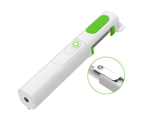 Селфи-монопод iOttie MiGo mini Selfie Stick - White (HLMPIO120WH)