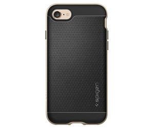 Чехол-накладка для  iPhone 7/8 - Spigen Neo Hybrid - Champagne Gold (SGP-042CS20675) - фото 4