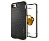 Чехол-накладка для  iPhone 7 - Spigen Neo Hybrid - Champagne Gold (SGP-042CS20675)