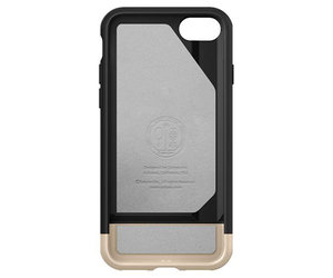 Чехол-накладка для  iPhone 7/8 - Spigen Style Armor - Black (SGP-042CS20516) - фото 2