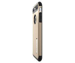 Чехол-накладка для  iPhone 7 Plus/8 Plus - Spigen Slim Armor - Champagne Gold (SGP-043CS20310) - фото 4