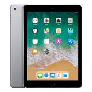 Apple iPad Wi-Fi 32GB - Space Gray (MR7F2) - фото 0