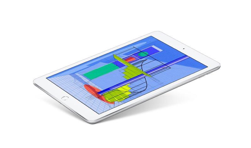 Apple iPad Wi-Fi 32GB - Silver (MR7G2)