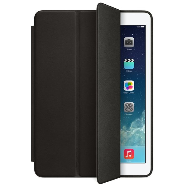 Чехол-книжка для iPad 9.7 (2017/2018) Smart Case (OEM) - Black