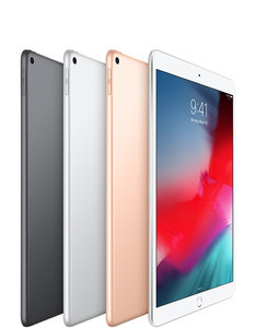 Apple iPad Air 10.5 Wi-Fi 256Gb Silver (MUUR2)