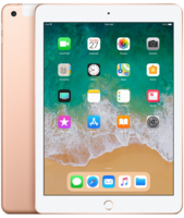 Apple iPad Wi-Fi + Cellular 128GB - Gold (MRM82)