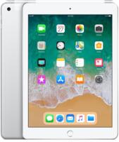 Apple iPad Wi-Fi+ Cellular 128GB- Silver (MR7D2, MR732)