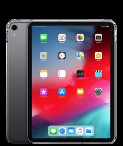 "Apple iPad Pro 11"" Wi-Fi+Cellular 1TB Space Gray (MU202) 2018"