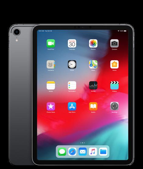 "Apple iPad Pro 11"" Wi-Fi 1TB Space Gray (MTXV2) 2018"