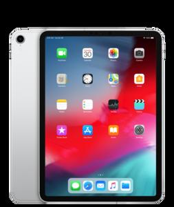 """Apple iPad Pro 11"""" Wi-Fi+Cellular 256GB Silver (MU1D2) 2018"""