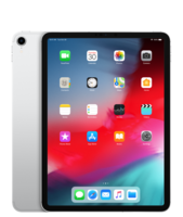 "Apple iPad Pro 11"" Wi-Fi+Cellular 512GB Silver (MU1U2) 2018"