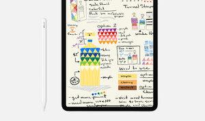 "iPad Pro 11"" Wi-Fi+Cellular 128Gb Silver (MY342) 2020 - фото 1"