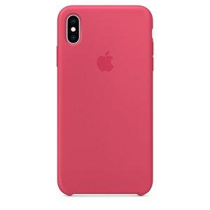 Чехол для iPhone Xs Max - Silicone Case - Hibiscus (MUJP2)