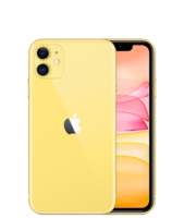 iPhone 11 128Gb (Yellow) Dual Sim (MWNC2)