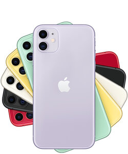 iPhone 11 64Gb (Purple) (MWLC2) - фото 2