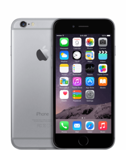 iPhone 6 16GB (Space Gray)