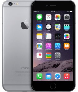 iPhone 6 Plus 128GB (Space Gray)