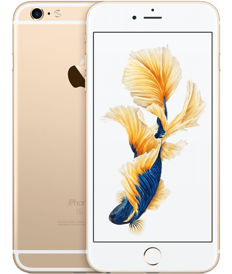 iPhone 6S Plus 64Gb (Gold) (MKU82)