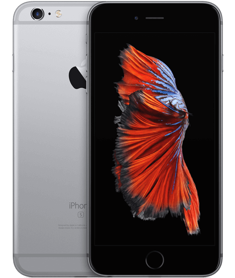 iPhone 6S Plus 64Gb (Space Gray) (MKU62)