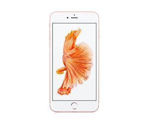 iPhone 6S 32Gb (Rose Gold) (MN122) - фото 1