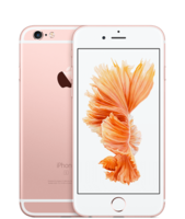 iPhone 6S 16Gb (Rose Gold) (MKQM2)