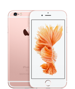 iPhone 6S 64Gb (Rose Gold) (MKQR2)