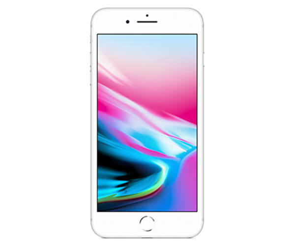 iPhone 8 Plus 64Gb (Silver) (MQ8M2)
