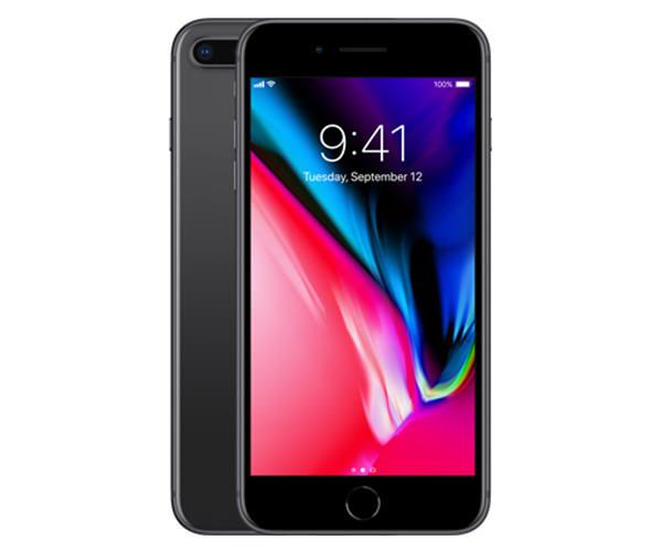 iPhone 8 Plus 256Gb (Space Gray) (MQ8G2)