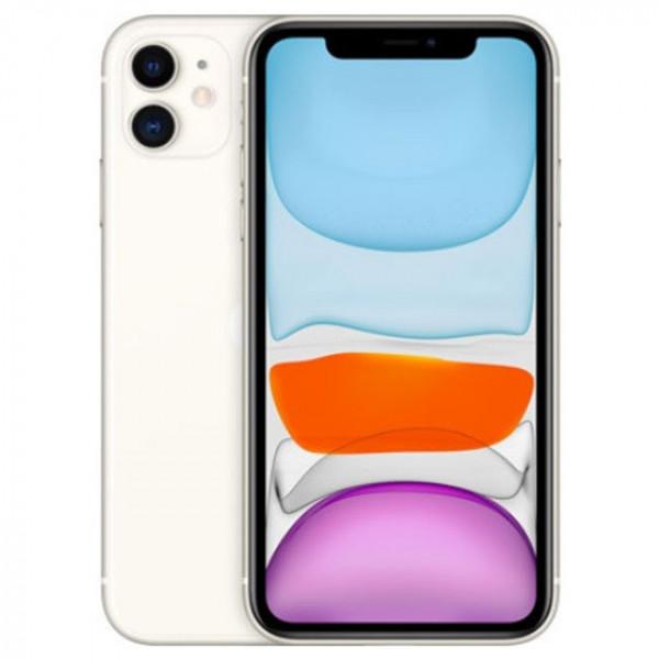 iPhone 11 64Gb (White) (Slim Box) (MHCQ3/MHDC3)