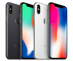 iPhone X 256Gb (Space Gray) (MQAF2)
