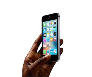 iPhone SE 16Gb (Gold) (MLXM2)