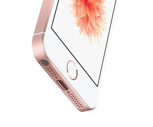 iPhone SE 32Gb (Rose Gold) (MP852)