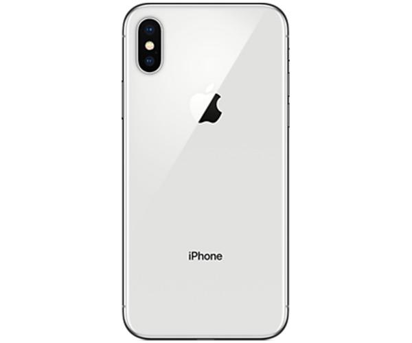 iPhone X 256Gb (Silver) (MQAG2)