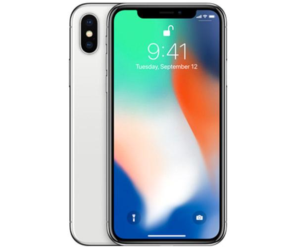 iPhone X 64Gb (Silver) (MQAD2)