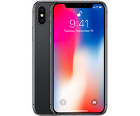 iPhone X 64Gb (Space Gray) (MQAC2)