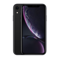 iPhone Xr 64Gb (Black) Dual SIM (MT122)