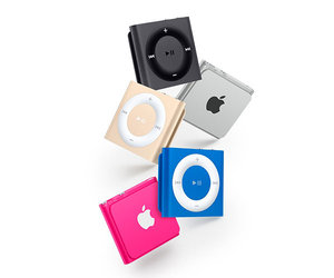 Apple iPod shuffle 4Gen 2GB Gold (MKM92) - фото 3