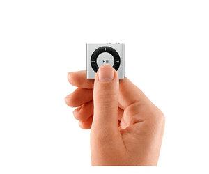 Apple iPod shuffle 4Gen 2GB Silver (MKMG2)