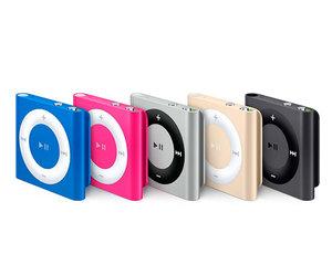 Apple iPod shuffle 4Gen 2GB Space Gray (MKMJ2) - фото 4